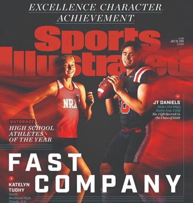 Katelyn Tuohy To Be Featured On Sports Illustrated Cover