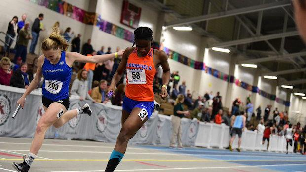 Coverage From New England Championships