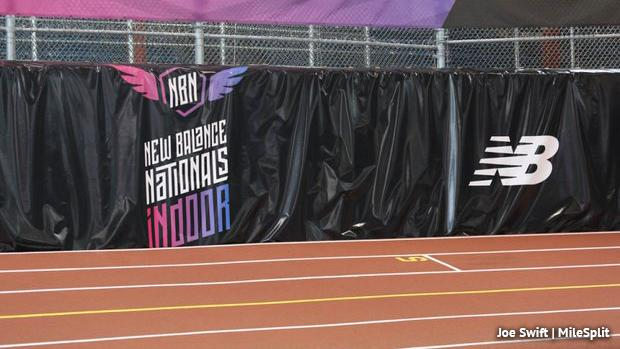Meet Entries: New Balance Nationals Indoor
