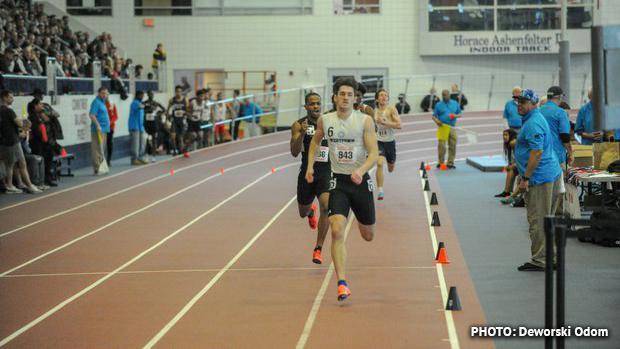 Klenner, Dimon Among Top Quarter Milers: Top 1000 Boys 400m