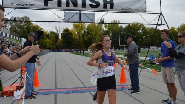 Utah's Fastest 500 Girls XC Returnees