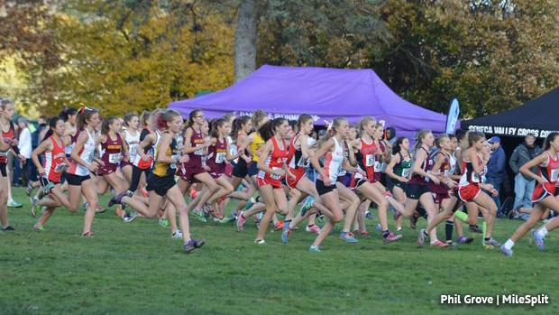 Top 2,500 PA Girls All-Course XC Returners