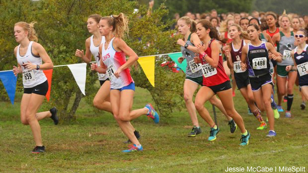 Top Returning XC 5K Girls And Their 2019 Track Times