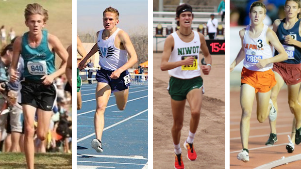 Here Are The Boys With The Nation's Best XC Closing Speed