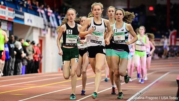 Heat Sheets For New Balance Indoor Nationals Released 3 10