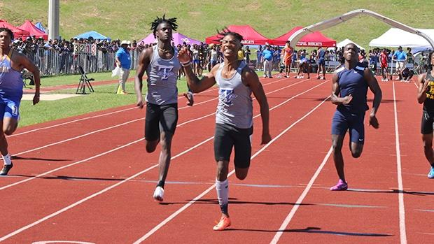 Athletes Take The Streets At The adidas Boston Boost Games