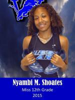 Nyambi Shoates
