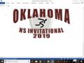 Oklahoma HS Indoor #2 (MEET IS FULL)