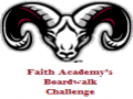 Faith Academy's Boardwalk Challenge