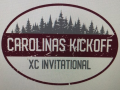 POSTPONED (to Oct. 3 or Oct. 10): Carolinas  Kickoff HS/MS (at