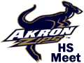 University of Akron Zips HS Last Chance State Qualifier