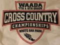WAADA Middle School  Championships