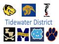 Tidewater District Teams Meet