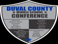 Duval County Middle School  Championships