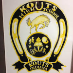 Kouts High School Kouts, IN, USA