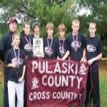 Pulaski County Middle School Team Somerset, KY, USA