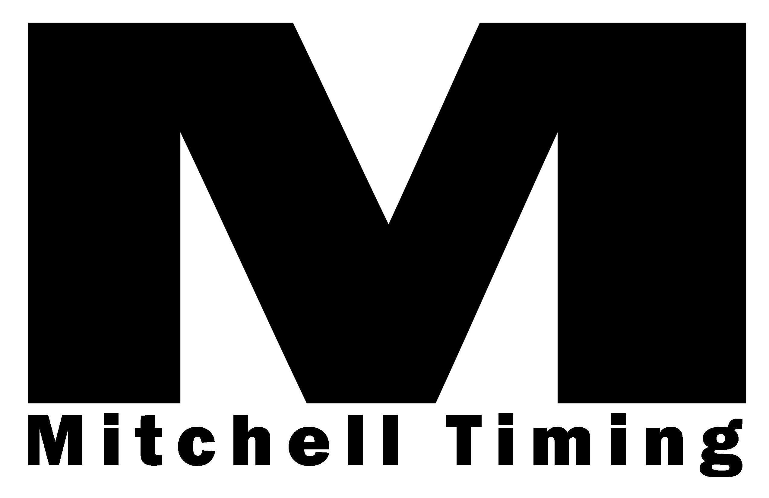 Meet Timing Company Logo